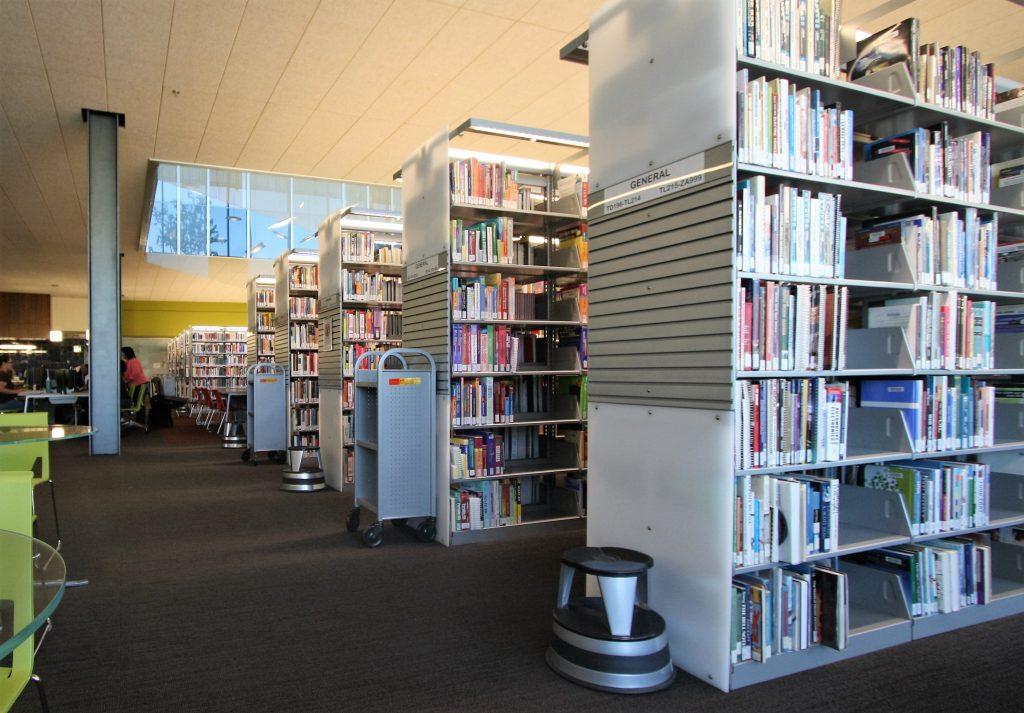 slatwall library